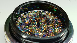 Aurora Sparkles Pewter UV/LED 4g
