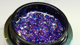 Aurora Sparkles Purple UV/LED 4g