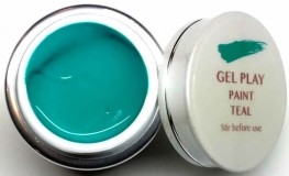 UV/LED Gel Play Paint Teal 4g