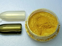 Gold Chrome Mirror Pigment