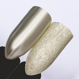 Champagne Mirror Shimmer Pigment