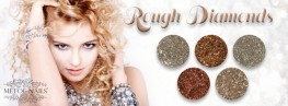 Pure Diamonds Rough Pigments Kit 5 colors