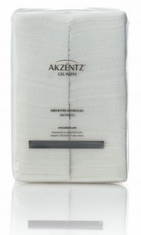 Akzéntz Premium Gel Wipes