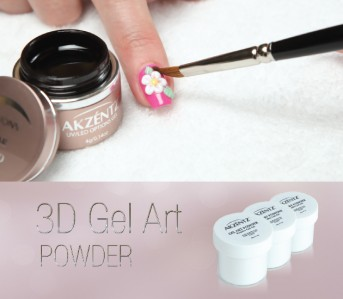 Akzéntz Gel Art Powder 20g