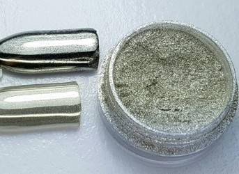 Silver Chrome Mirror Pigment