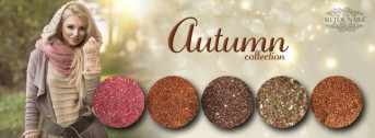 Autumn Glitter Collection (5 Stk.)