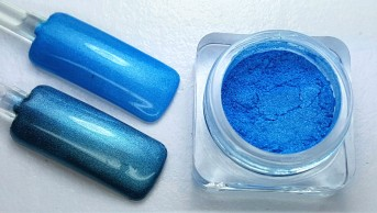 Pigment Powder Blue Heaven No. 17