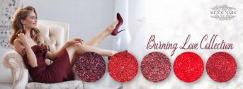 Burning Love Glitter Collection (5 Stk.)