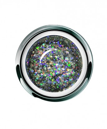 UV/LED Gel Play Glitter Galaxy Dazzle 4g