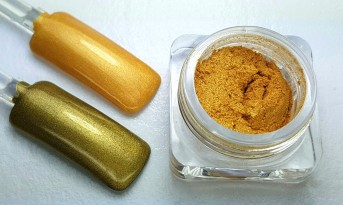 Pigment Powder Gold No. 15
