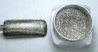 Pigment Powder Silver No. 10