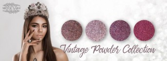 Vintage Powder Collection (4 Stk.)
